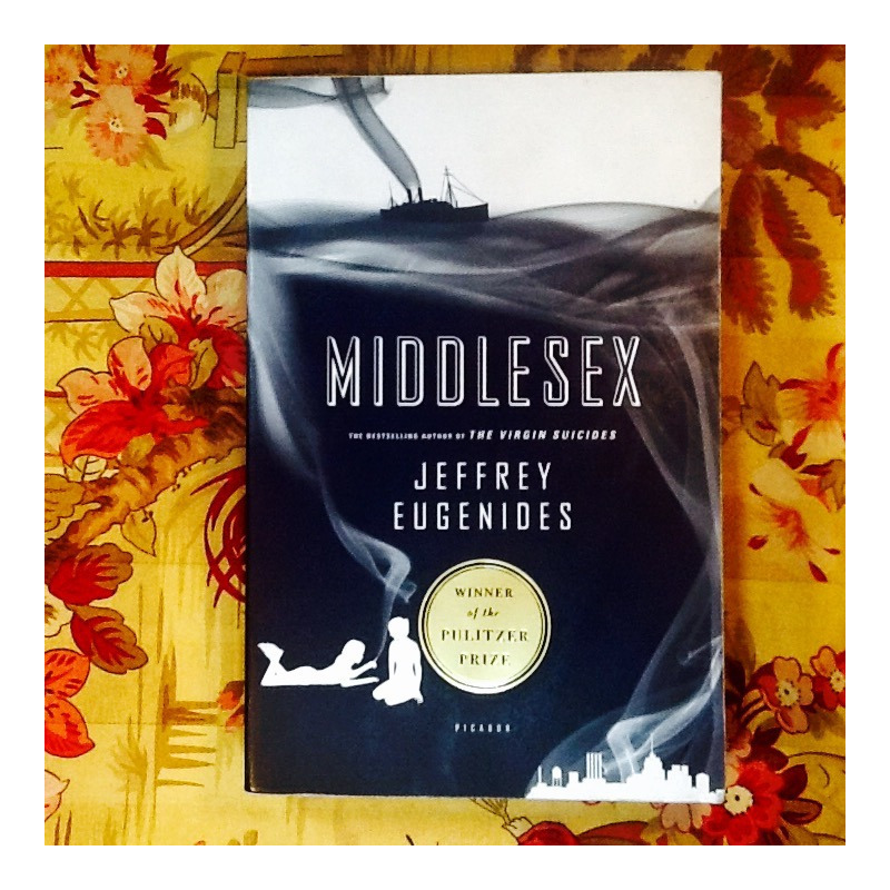 Jeffrey Eugenides.  MIDDLESEX.