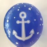 globo marinero 12 pulgadas desinflado apto helio