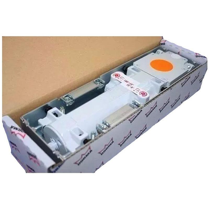 Mola para Porta de Vidro (de Piso) Miolo + Caixa BTS-75V - BTS75V - Dorma