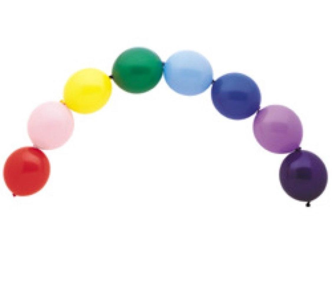 Arcada de globos