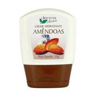 Creme Hidratante de Amendoas - 50g - Dermaclean
