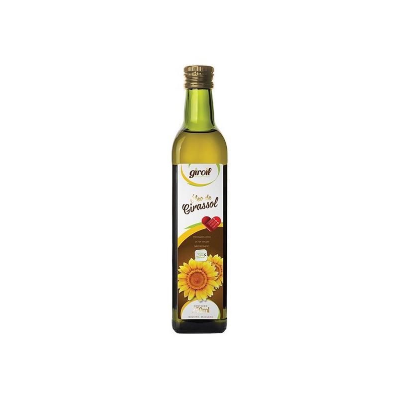 Oleo de Girassol Extra Virgem 250ml - Giroil