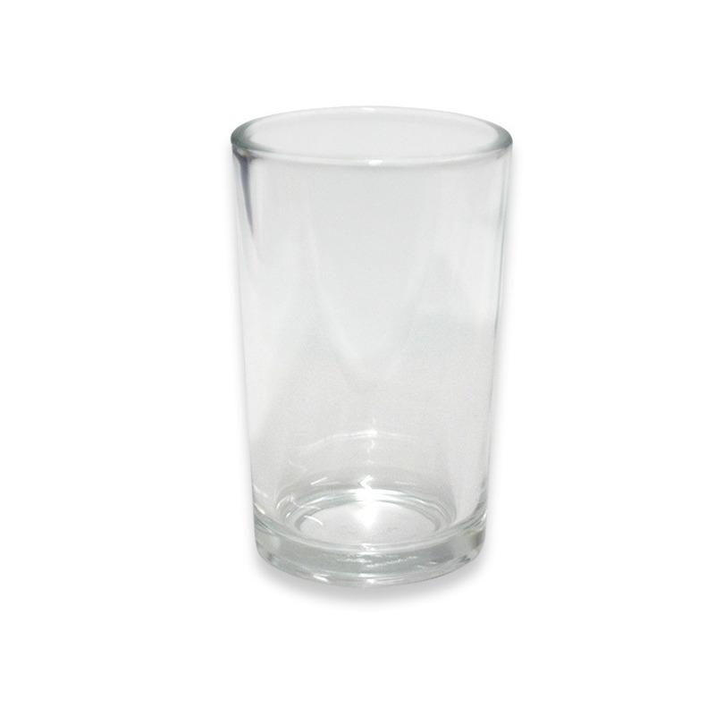 Vaso liso universal 315 ml/10.6 oz crisa 350005