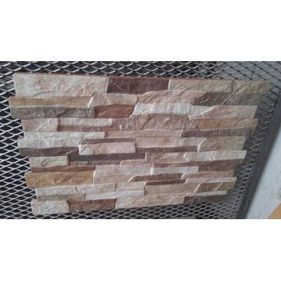 Revestimiento piedra pared exterior interior rustico for Precio revestimiento piedra