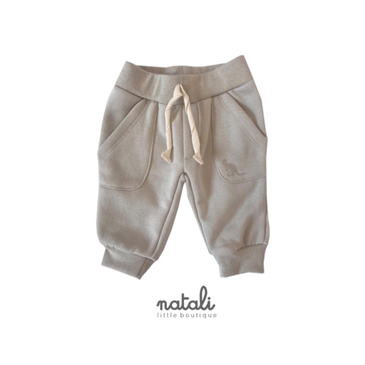Pantalon Leon - Beige