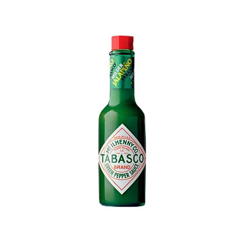 Molho de Pimenta Tabasco Suave - 60ml - McIlhenny Co