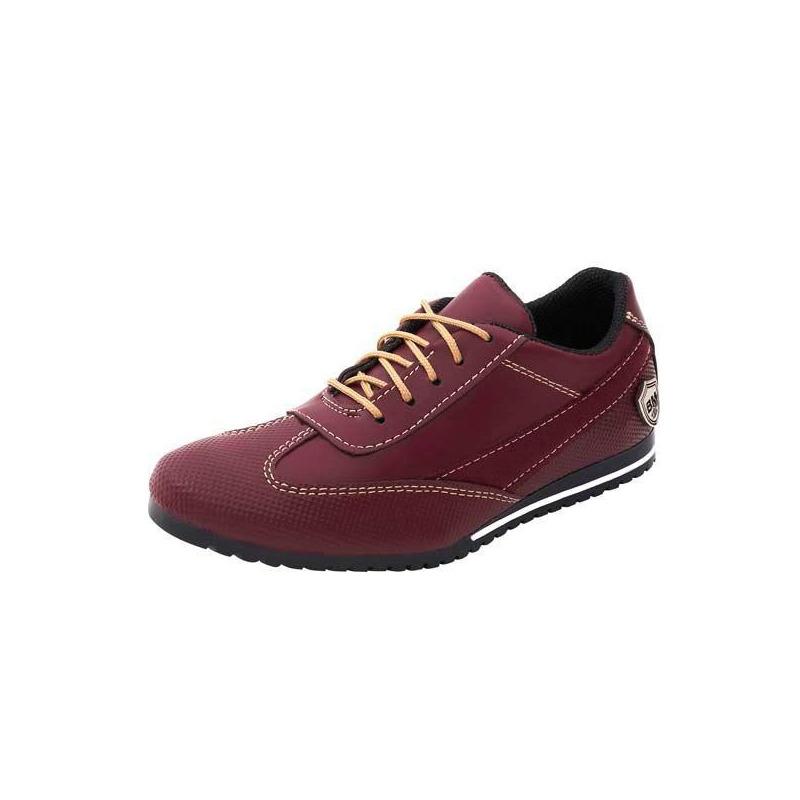 Sneakers vino agujetas beige 008566