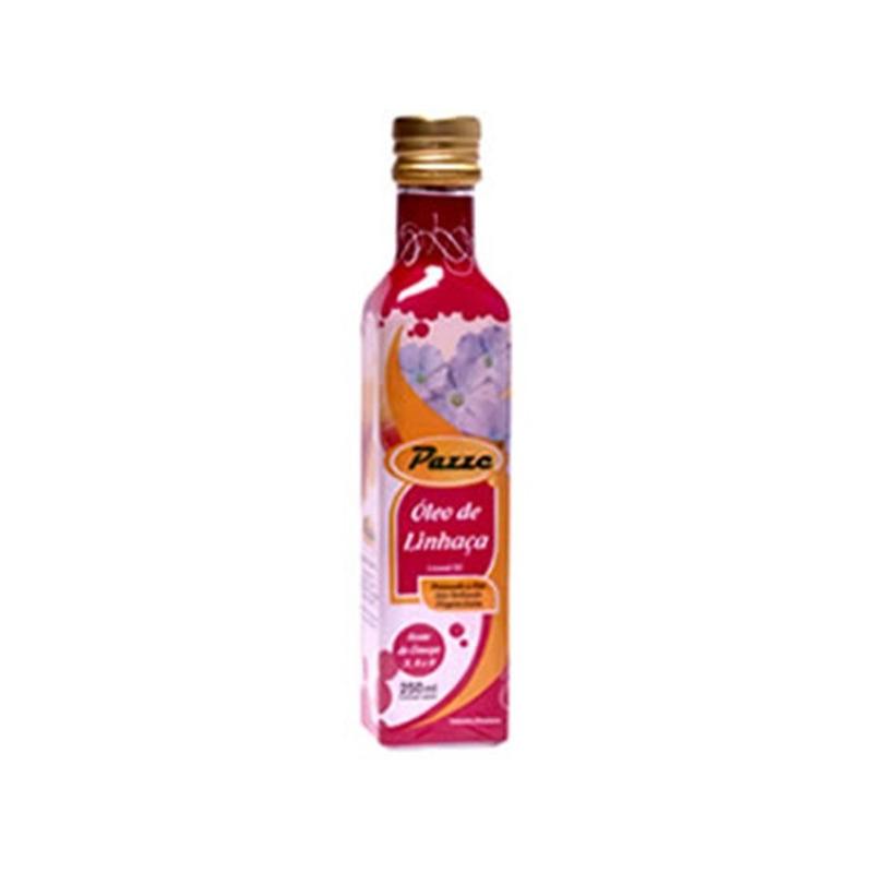 Oleo de Linhaca Extra Virgem 250ml - Pazze