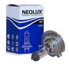 KIT 28 MERCADOLIBRE LAMPARA H-7 NEOLUX SET 10 LAMPARAS