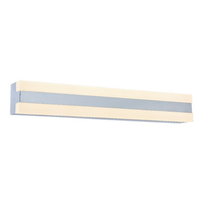 Aplique Pared Led Baño Living Deco Moderno Interior 24w Mks