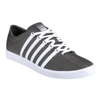 Sneakers Kswiss Gris Con Blanco K03110