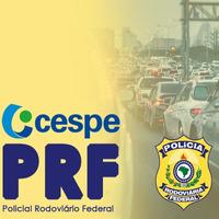 Curso Revisão por Itens Cespe PRF Policial Rodoviário Federal Física Aplicada à Perícia de Acidentes Rodoviários