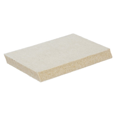 Espátula de feltro para aplicação de adesivo