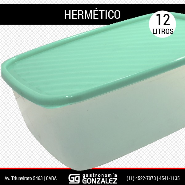 Hermetico R12