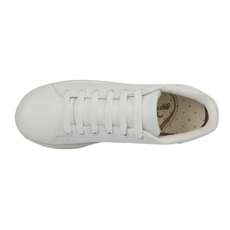 Sneakers blancos  015819