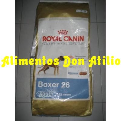 royal canin boxer 26 x 12kg atiliod2013. Black Bedroom Furniture Sets. Home Design Ideas