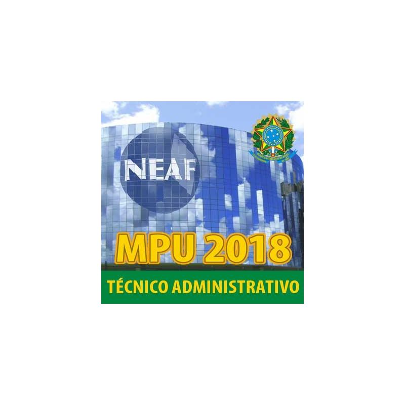 Curso Revisão por Itens Cespe MPU Técnico Administrativo Legislação Aplicada ao MPU e ao CNMP