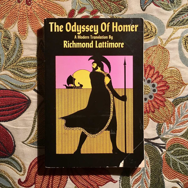 Homer.  THE ODYSSEY.