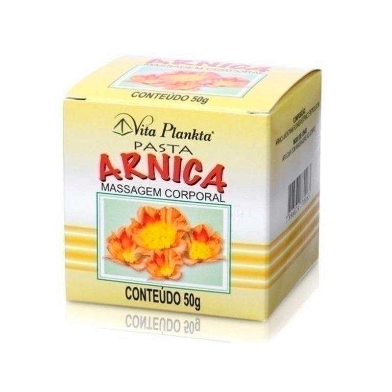 Pasta Arnica Corporal - 50g Vitalab
