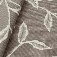 Tecido jacquard tecido estampado cinza Coleção Vicenzza