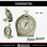 Termómetro para horno