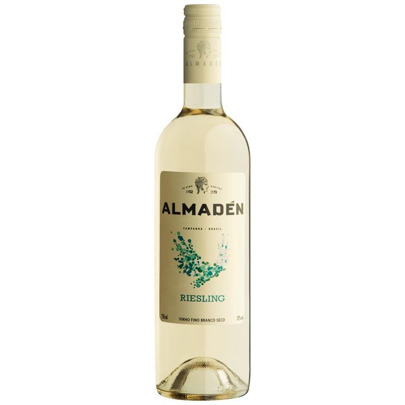 Vinho Fino Riesling Almadén 750ML - Miolo