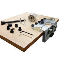 Gabarito Unitool Multi 20 mm - 001.25.001 - Hafele