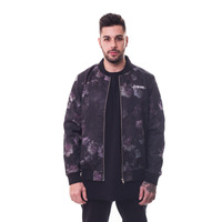 BOMBER APPROVE DARK FLORAL
