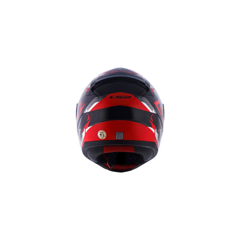 Capacete LS2 FF353 Grow Vermelho