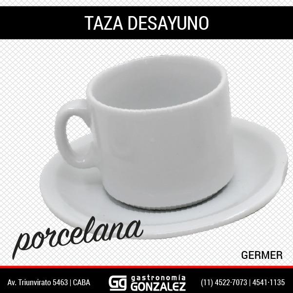 Taza Desayuno Germer