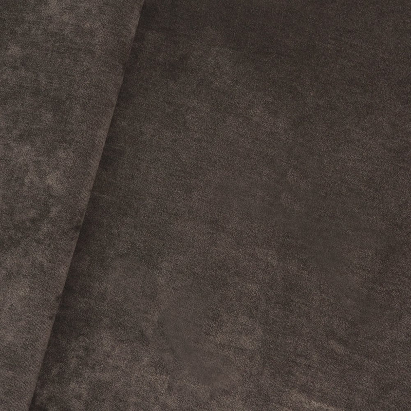 Tecido veludo rústico marrom Coleção New York IV