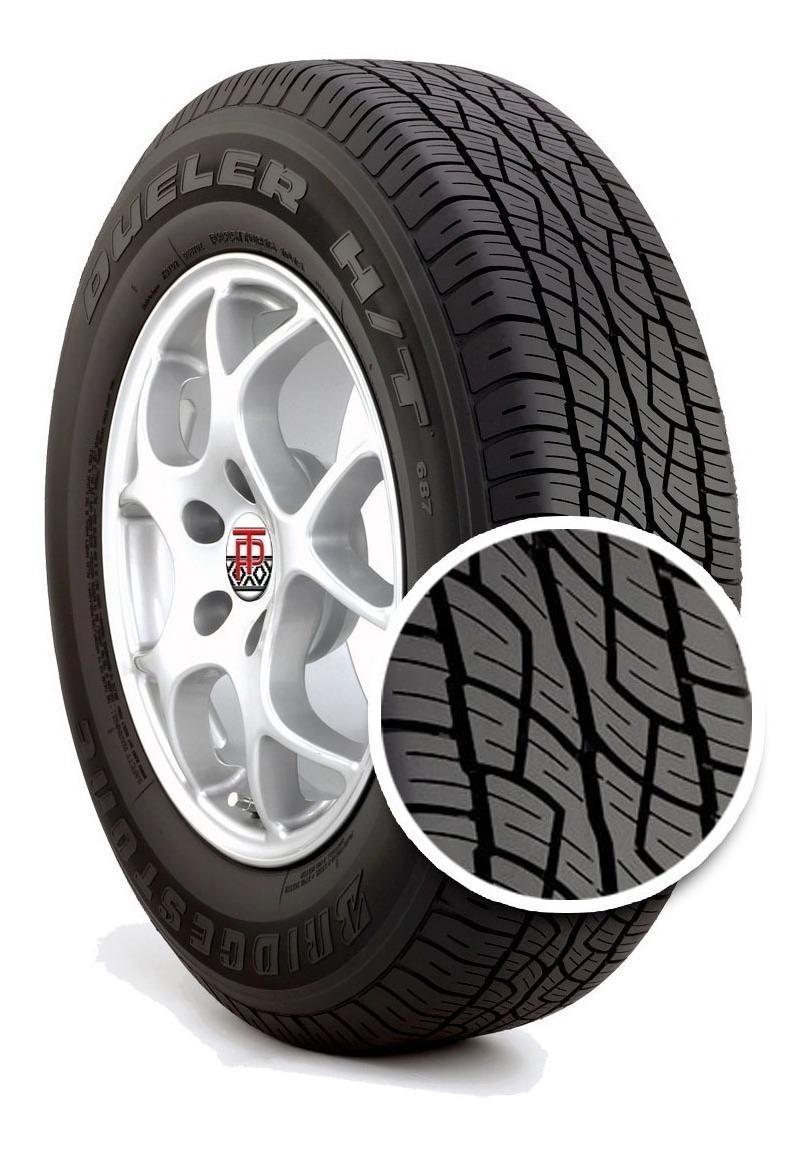 Neumático 235/60R16 100H DUELER H/T 687 BRIDGESTONE
