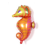 globo hipocampo 35 cm sin inflar