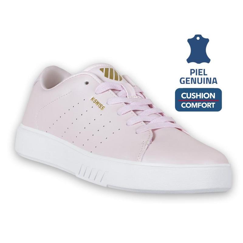 Sneakers Kswiss Rosa Liso K8F265