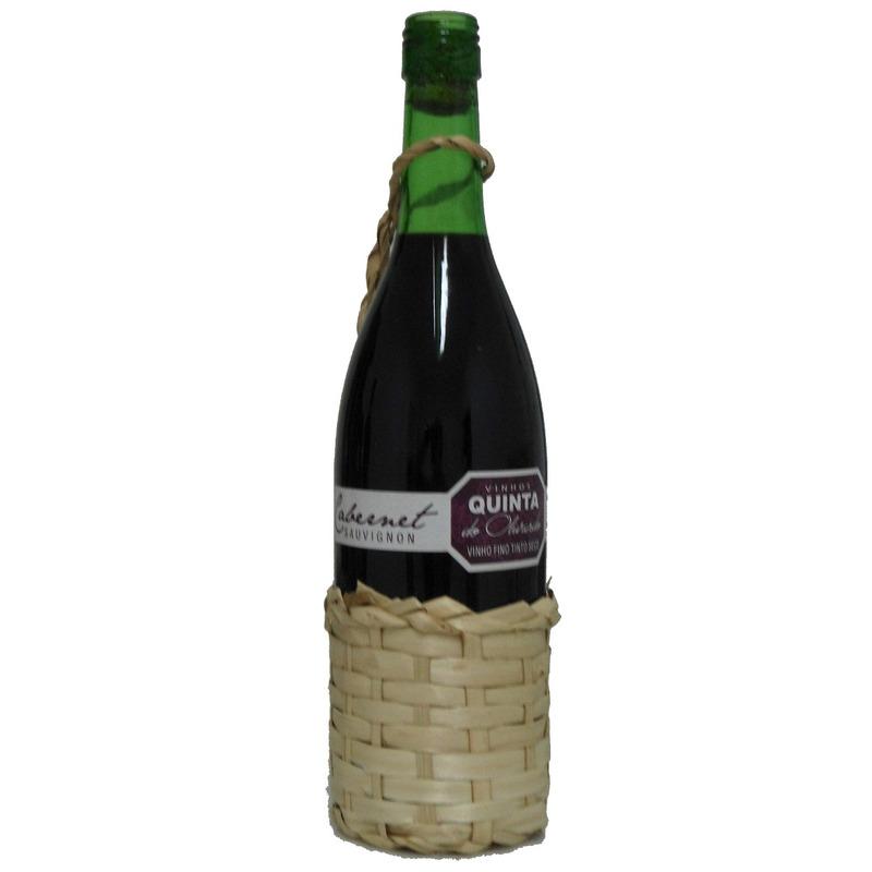 Vinho Fino Tinto Cabernet Sauvignon 750ml - Quinta do Olivardo