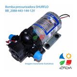 BOMBA PRESSURIZADORA SOLAR SHURFLO 2088-443-144-12V