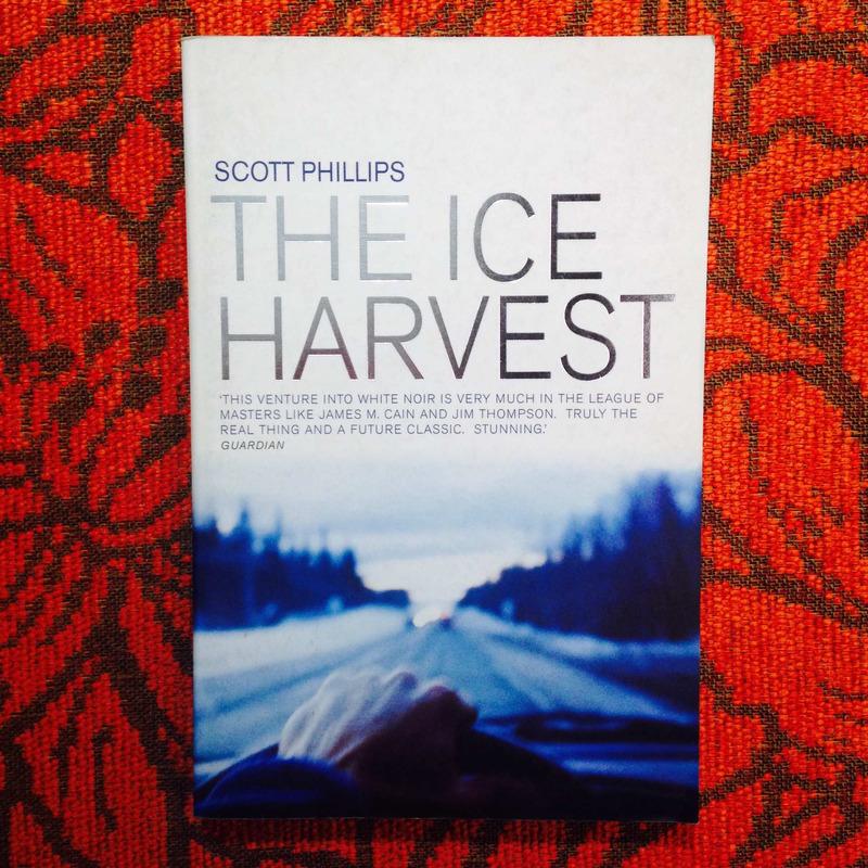 Scott Phillips.  THE ICE HARVEST.