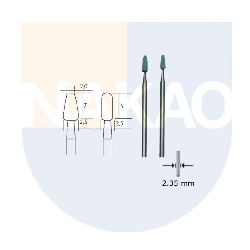 Pontas Abrasivas em Carboneto de Silício - Proxxon - 28270