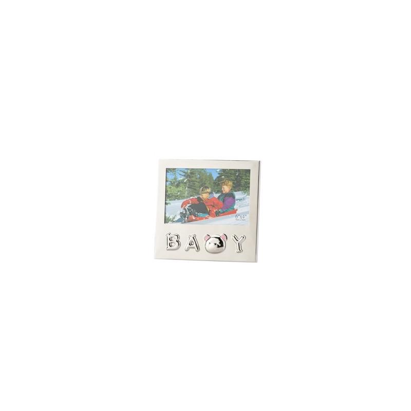 Porta Retrato Pink Baby Bear 10X15Cm