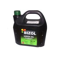 Aceite SIntetico Bizol SAE 5W40 Green 4 Lts M91046