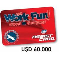ASSIST CARD ANUAL U$D 60.000