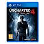 Juego Ps4 Uncharted 4 A Thief's End Fisico Original Ps4