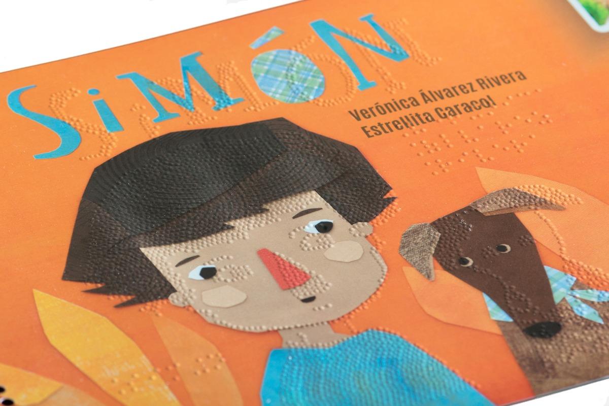 Libro Braille - Simón - Gerbera ediciones infantil...