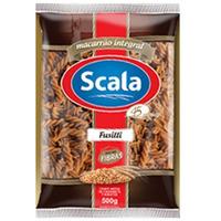 Macarrao Fuslli (Parafuso) Integral - 500g - Scala