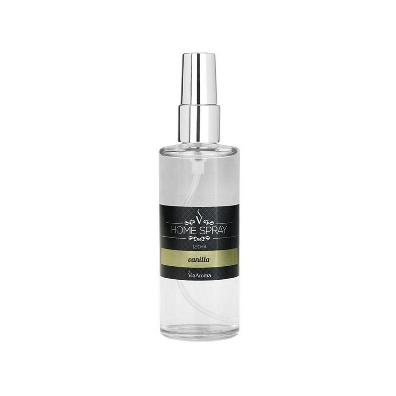 Aromatizador Home Spray Vanilla - 120ml - Via Aroma