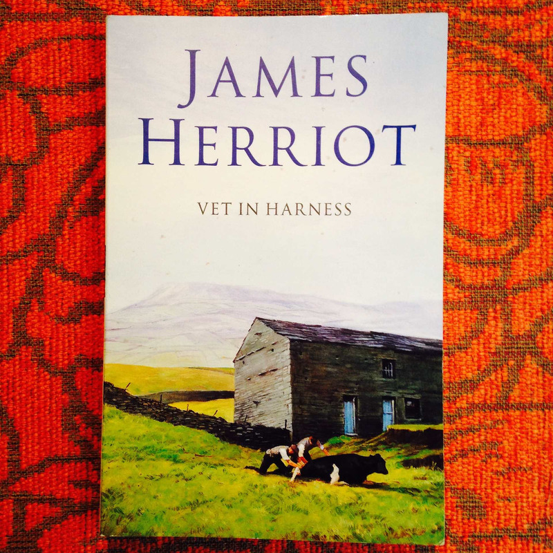 James Herriot.  VET IN HARNESS.