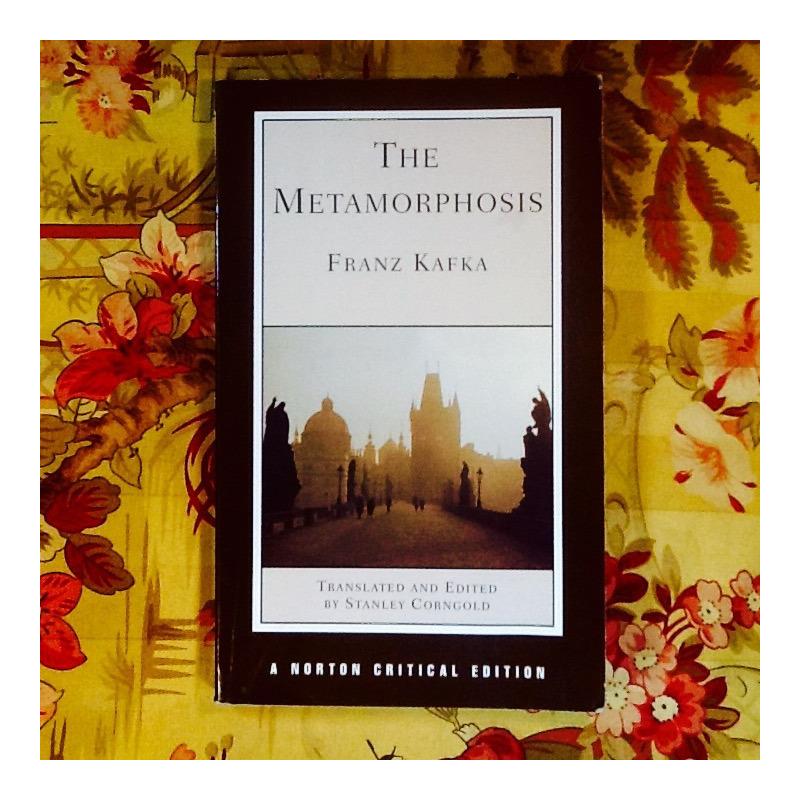 Franz Kafka.  THE METAMORPHOSIS.