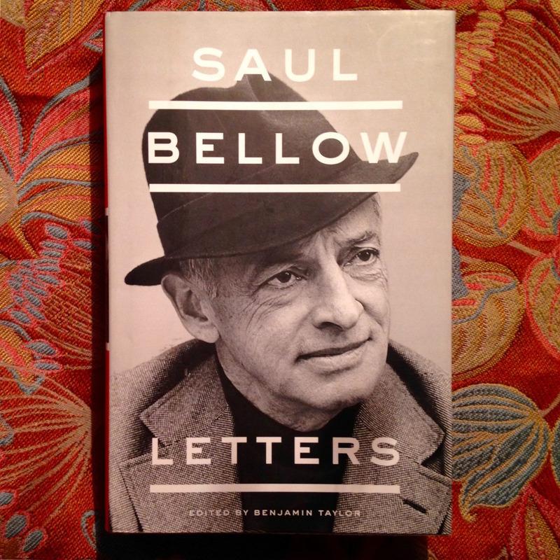 Saul Bellow.  LETTERS