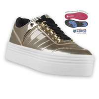 Sneakers Kswiss Dorados K8F280
