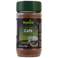 Cafe Organico Instantaneo - 90g - Native